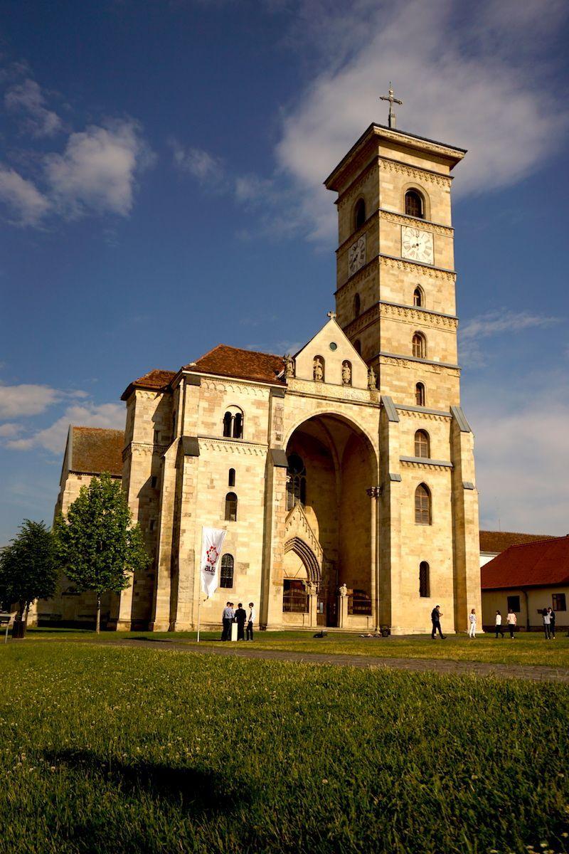 La Catedral gótica de Alba Iulia