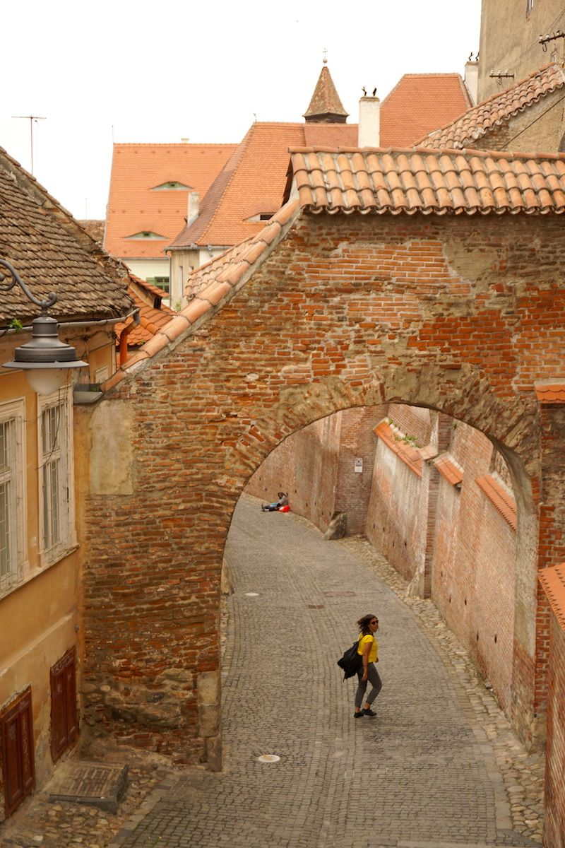 Rincón de Sibiu
