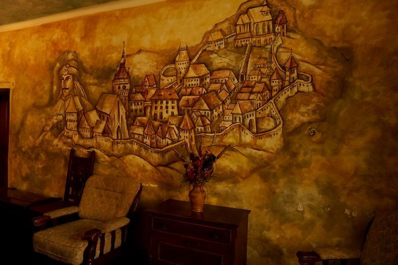 La casa de Vlad Tepes en Sighisoara