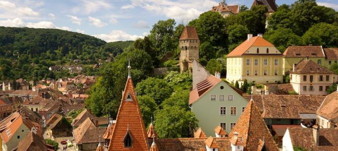 Roteiro do que visitar na Transilvânia em 5 dias: um roadtrip pela terra do Drácula