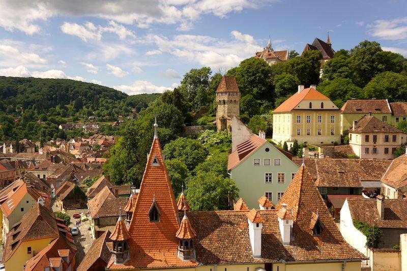 Sighisoara, nuestra ciudad favorita de este roadtrip por Transilvania