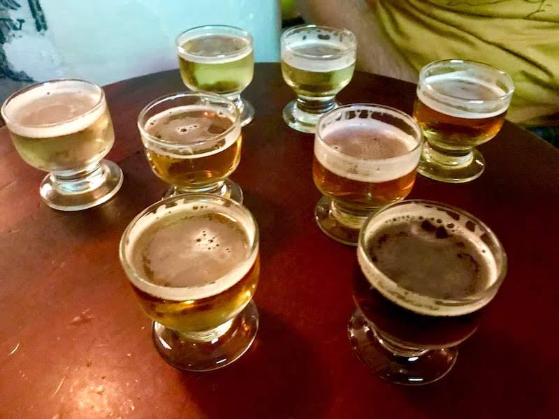 Cata de cervezas BBC (Bogotá Beer Company)