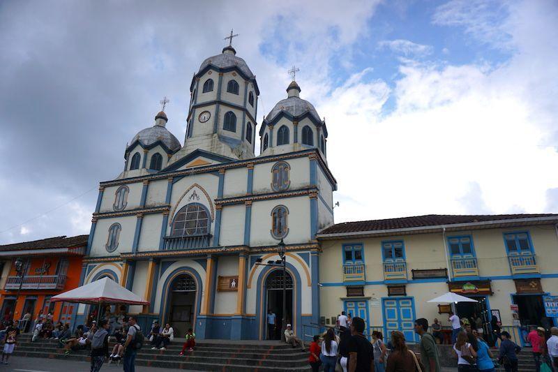 La iglesia de Filandia