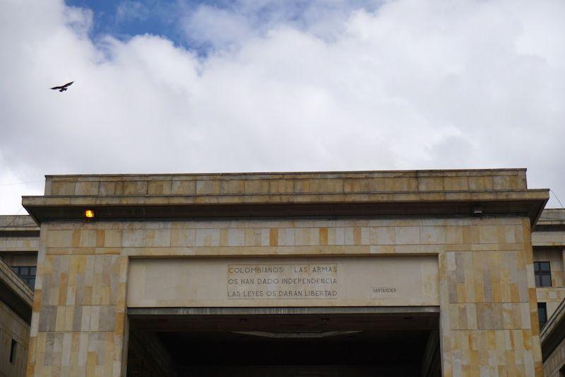 Palacio de la Justicia, Bogotá