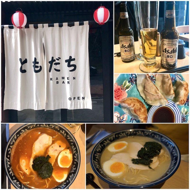 Ramen Tomodachi: el mejor ramen que probamos fuera de Japón