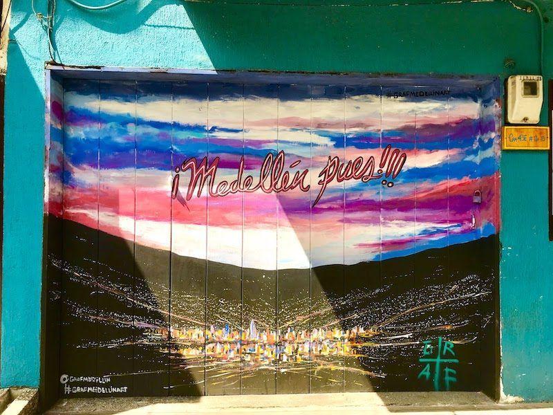 ¡Medellín pues!