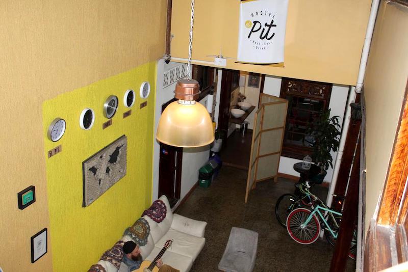 Pit Hostal, Bogotá. Foto de Booking.