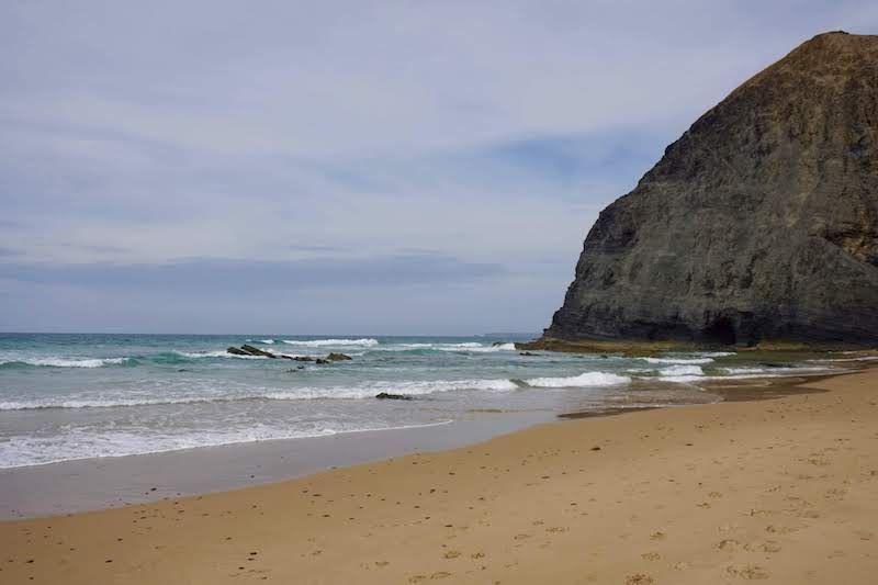La playa de Barriga
